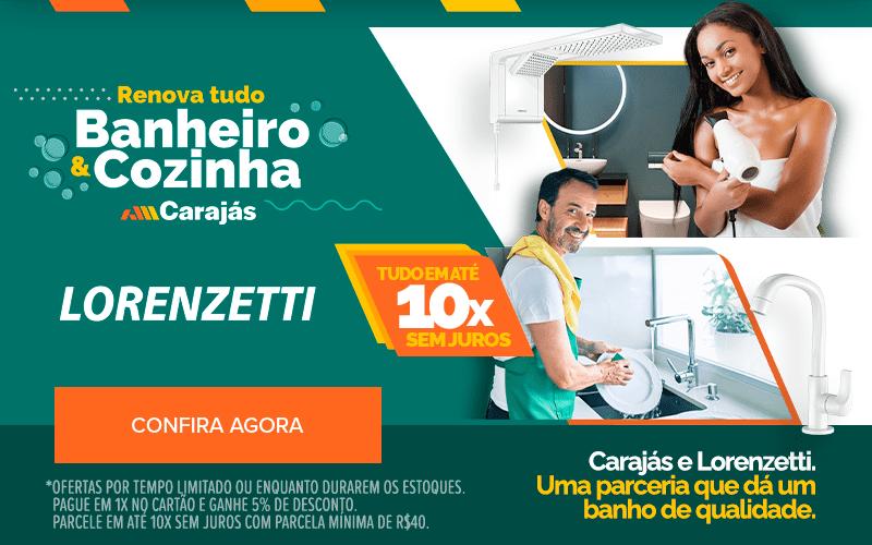 BANHO E COZINHA