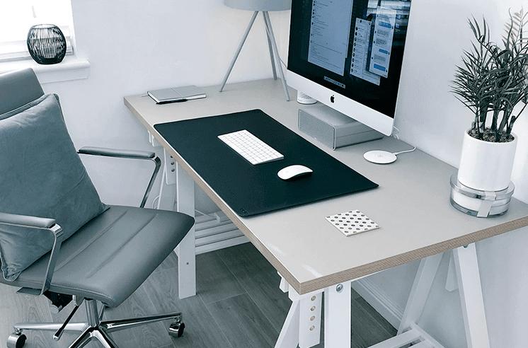 Home office - ambientado