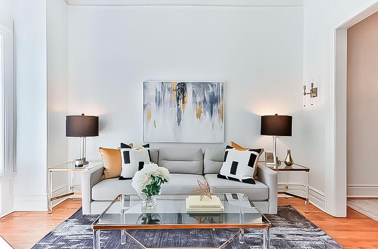 Sala de estar - ambientado
