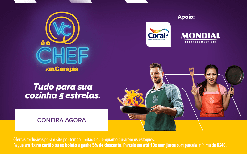 Você é o chef