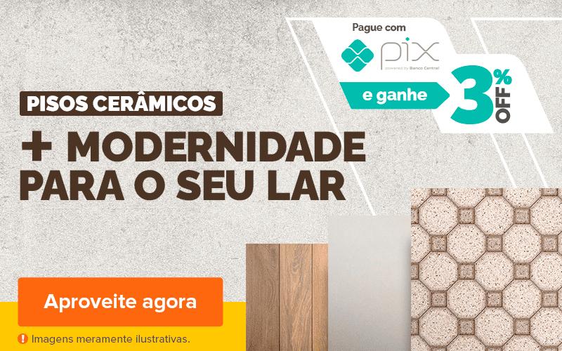 PISOS CERAMICOS - 29 a 11 de AGOSTO