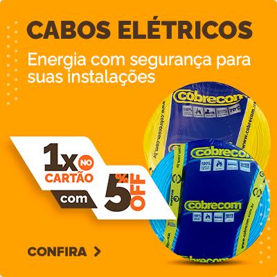 CABOS ELETRICOS - 29 a 11 DE AGOSTO