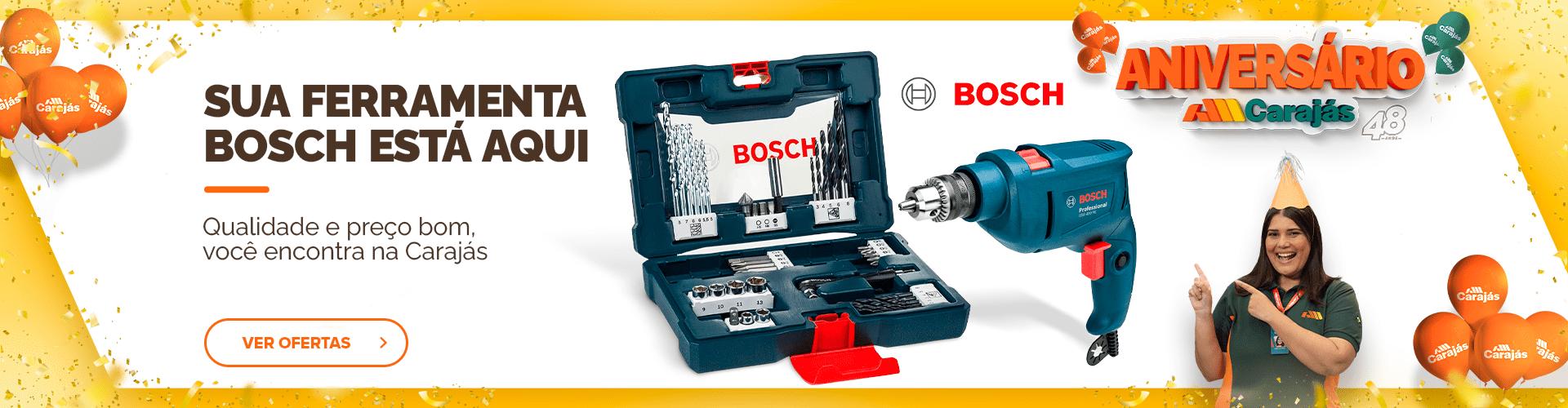 Pequenos e grandes reparos Bosch