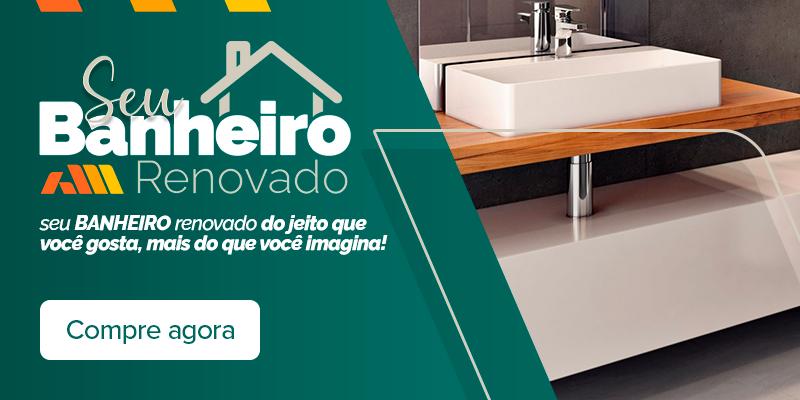 DIA 01 DE MARÇO - RENOVE SEU BANHEIRO