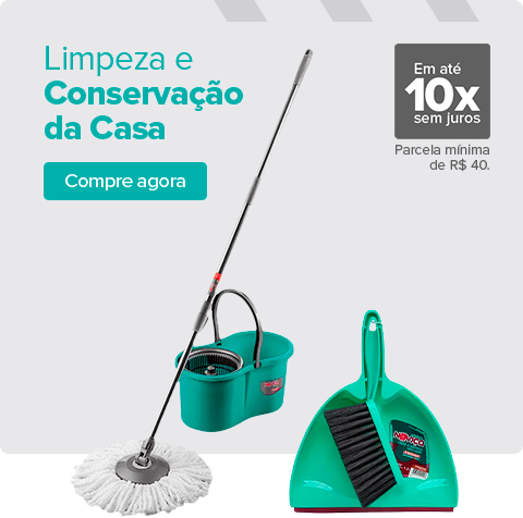 DIA 01 DE MARÇO - LIMPEZA