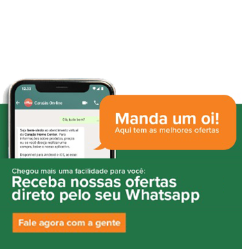 Banner footer mobile whatsapp
